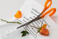 Pending Divorce