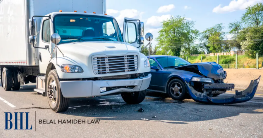 Accident Attorney Long Beach on Serious Truck Accidents on Highways