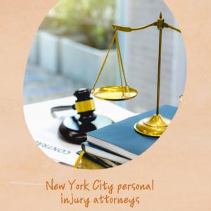 New York City personal injury attorneys