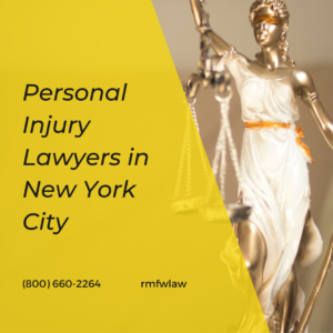 personal injury lawyers in New York City
