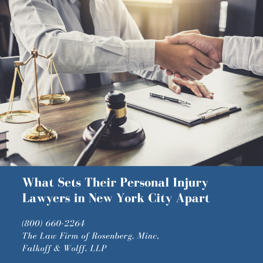 What Sets Their Personal Injury Lawyers in New York City Apart