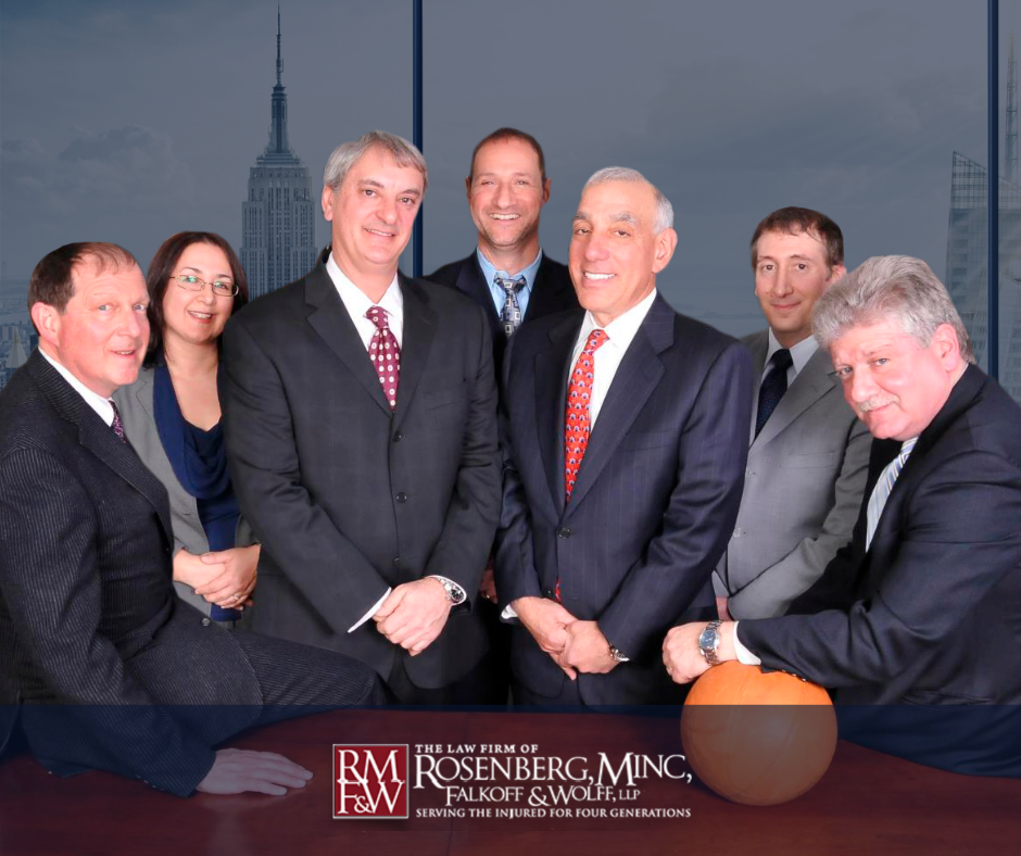 Personal Injury Attorney Team Serving the Injured for Nearly 100 Years